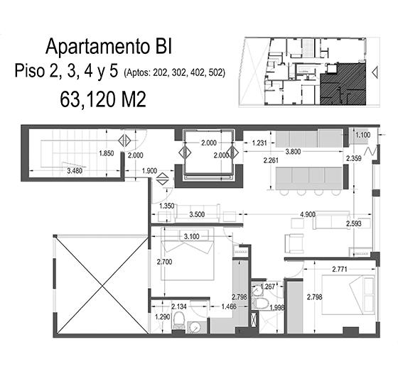 arquitectonico bi
